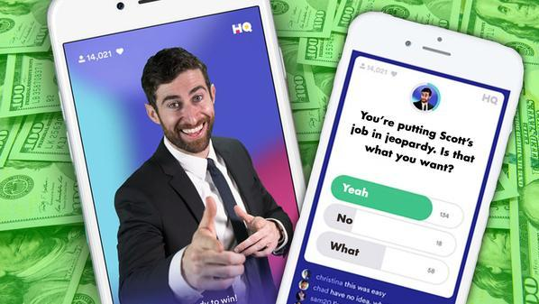 CEO Of HQ, The Hottest App Going: If You Run This Profile, We'll Fire Our Host