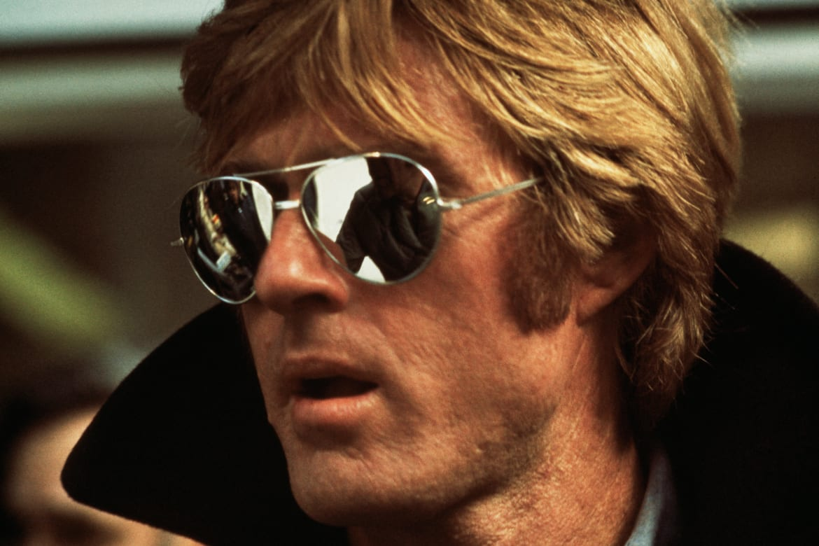 Fabuleux Did the Academy Snub Robert Redford Because He's So Damn Handsome? YW85