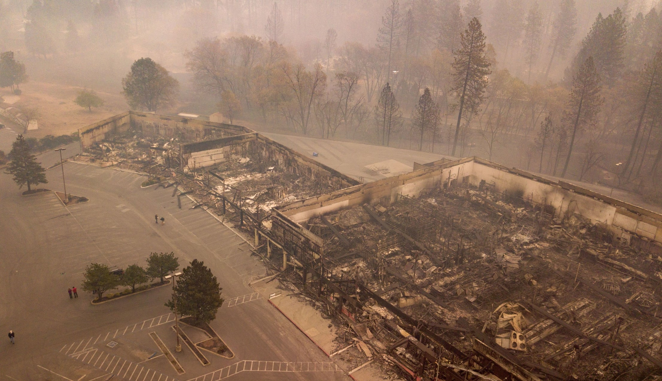 Before and After Photos of Paradise: Destroyed in California's Camp Fire