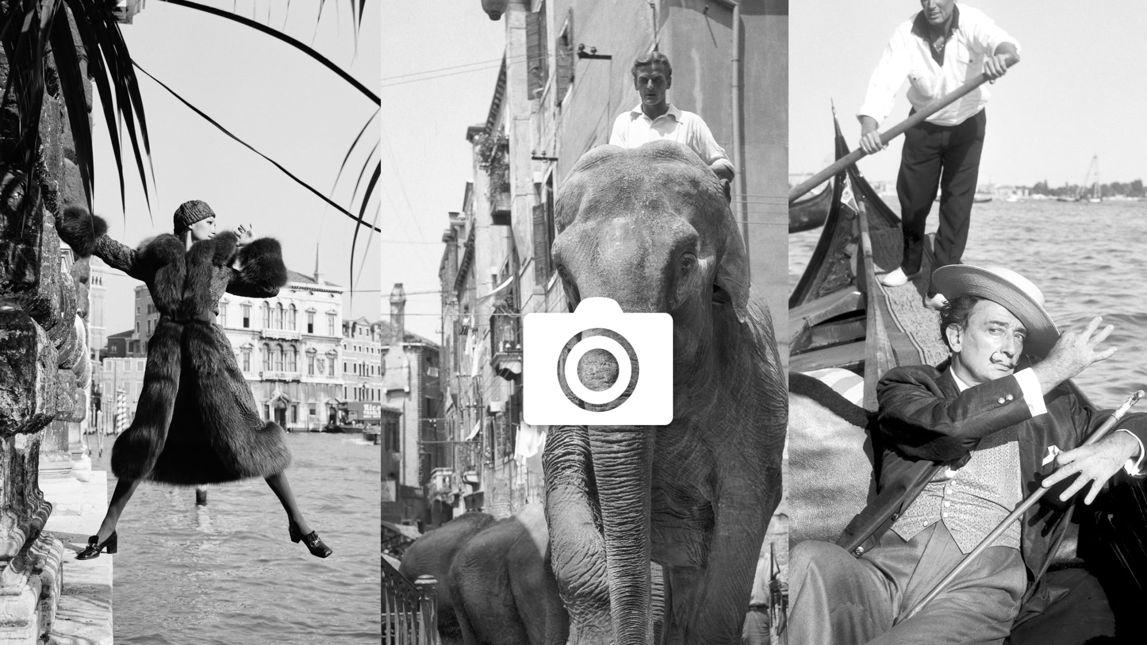 See Venice Photos From 'Dolce Vita' Era Before They're Lost