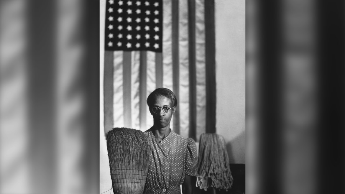 National Gallery Of Art Washington DC Corcoran Collection The Gordon Parks Courtesy And C Foundation American Gothic