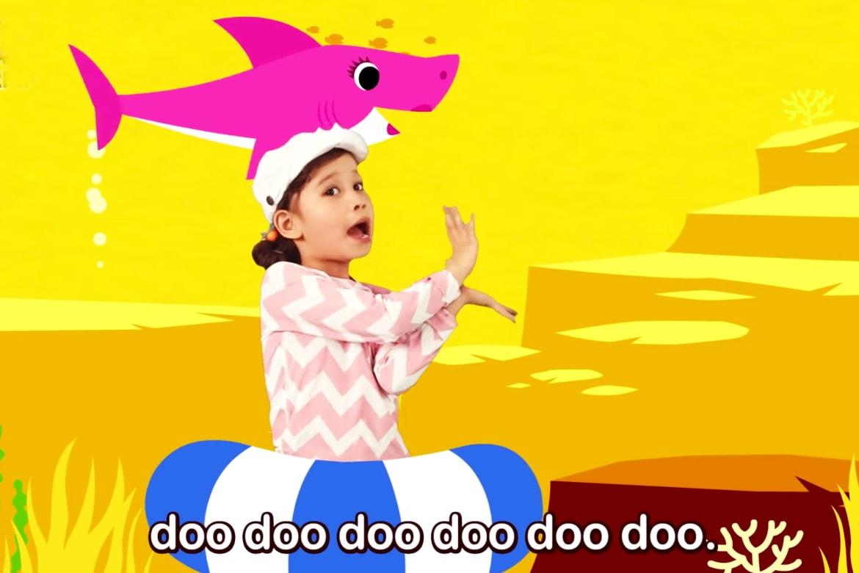 baby shark musica cancion psicologia pegadiza