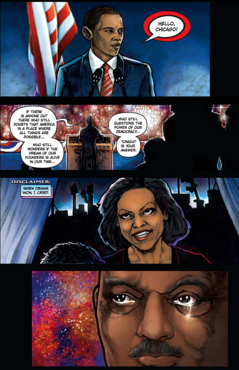 The adventures of michelle obama click here for sarah palin hillary clinton and michelle obama comics sciox Image collections