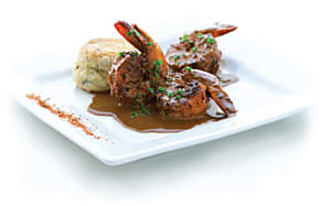 5 iconic recipes from iconic chef emeril lagasse barbecued shrimp with petite rosemary biscuits makes 4 to 6 servings recipe from from emerils kitchens favorite recipes from emerils restaurants forumfinder Choice Image