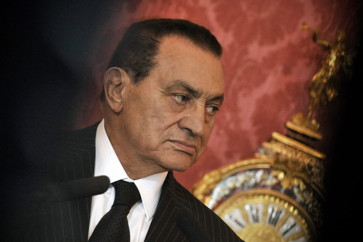 Image result for egypt mubarak