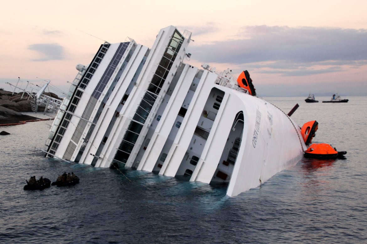 Italys Cruise Ship Disaster Has Highlighted The Threat The Ships - What was the last cruise ship to sink