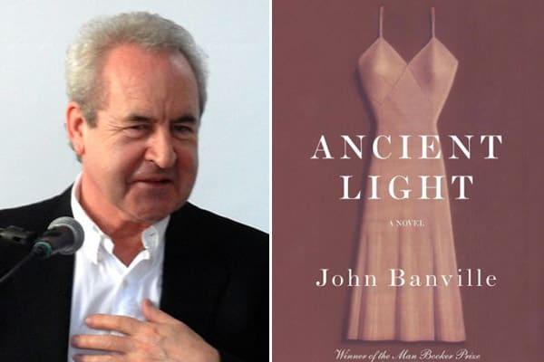 How I Write John Banville On Ancient Light Nabokov And Dublin