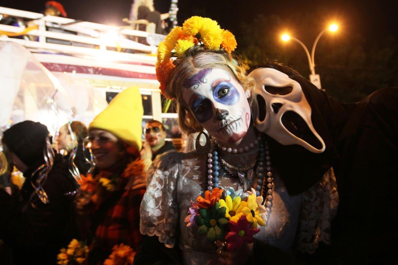 the renegade parade: new york city's halloween party survives