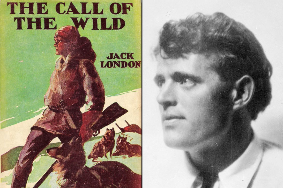 american dreams the call of the wild by jack london in the title speech of the strenuous life 1901 an essay collection published the year