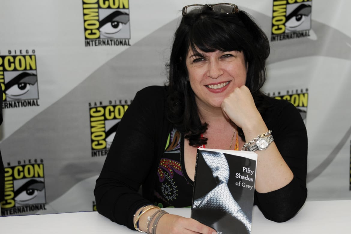 In Addition To Journaling Pages And Prompts The Book Will Also Feature An Introduction By James Excerpts From Her 50 Shades Trilogy