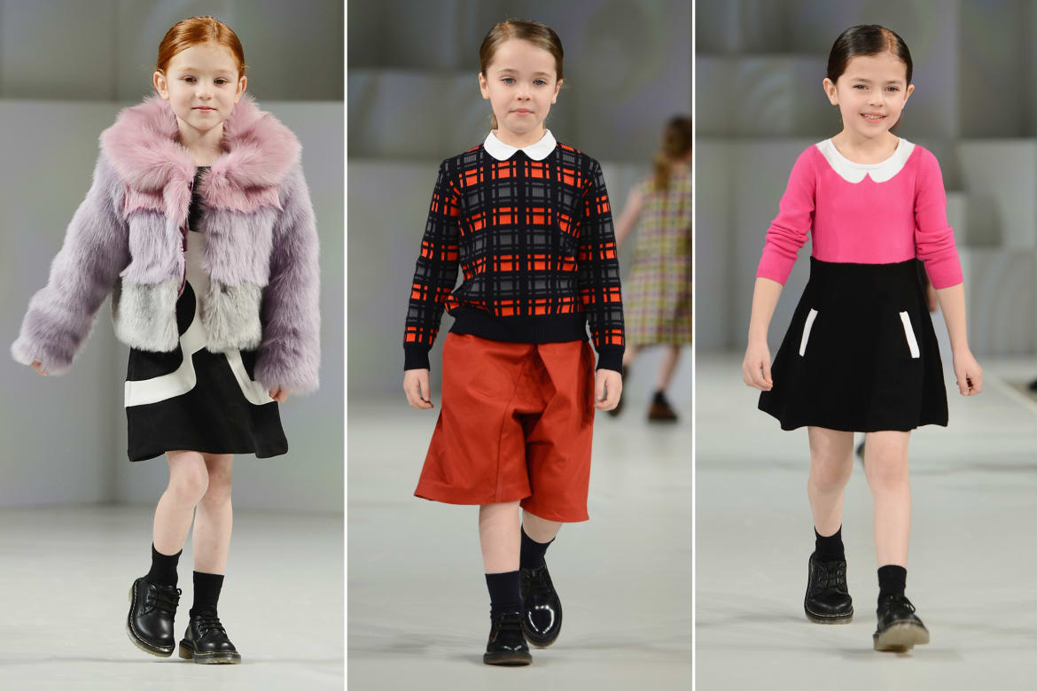 The Controversial Kids Fashion Week