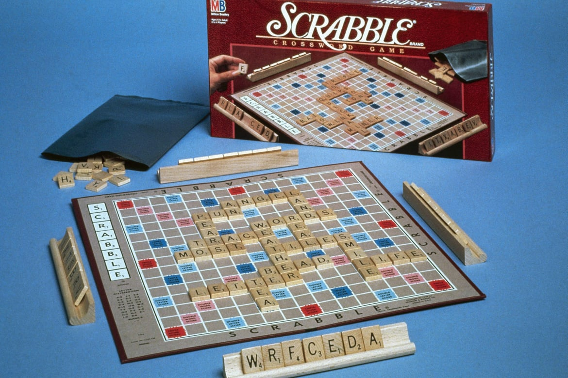 National Scrabble Day A Poem So You ll Know All 101 Two Letter Words