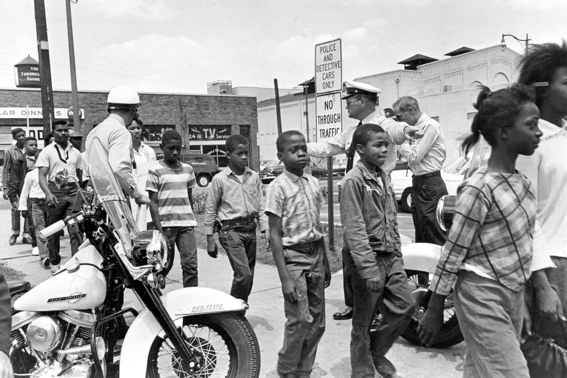 "In 1963 Birmingham was known as one of the most racist cities in the South.  Martin Luther King Jr. had described it as a ""symbol of hard-core  resistance to ..."