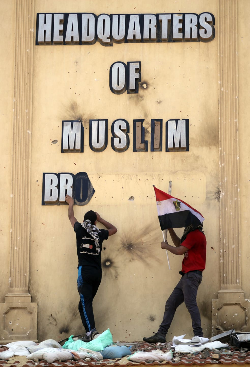 Morsi and the Muslim Brotherhood\'s Uncertain Future in Egypt