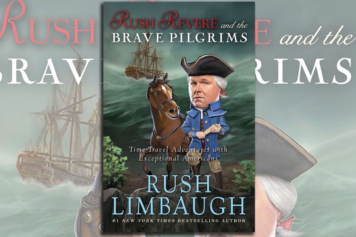 Rush Limbaugh Has No Business Teaching History To Our Kids