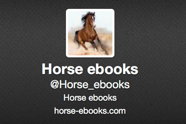 Horse Ebooks Is Dead