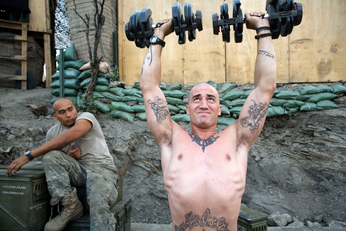 The U S Army Gets Tough On Tattoos In A Reversal Of Policy