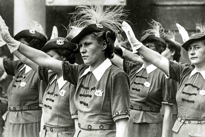 nazi fascism feminism war crime immigration politics alt-right
