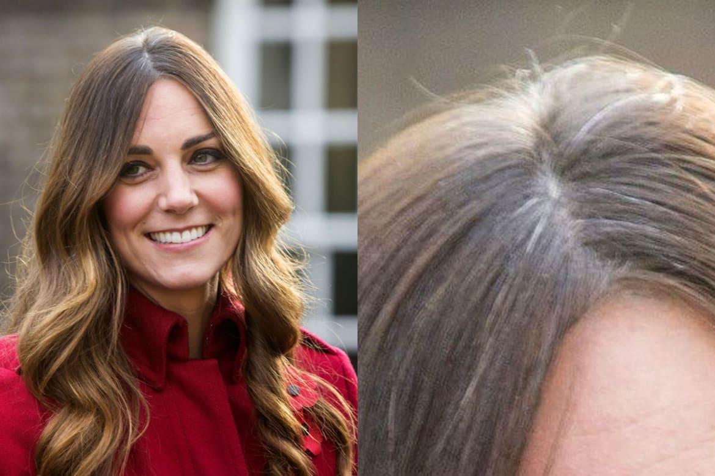 Kate Middletons Going Gray