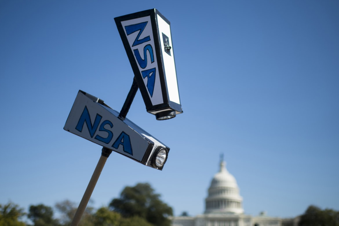 The nsa program a massive database that logs and stores for five years the time date duration and number dialed for nearly every call placed in the