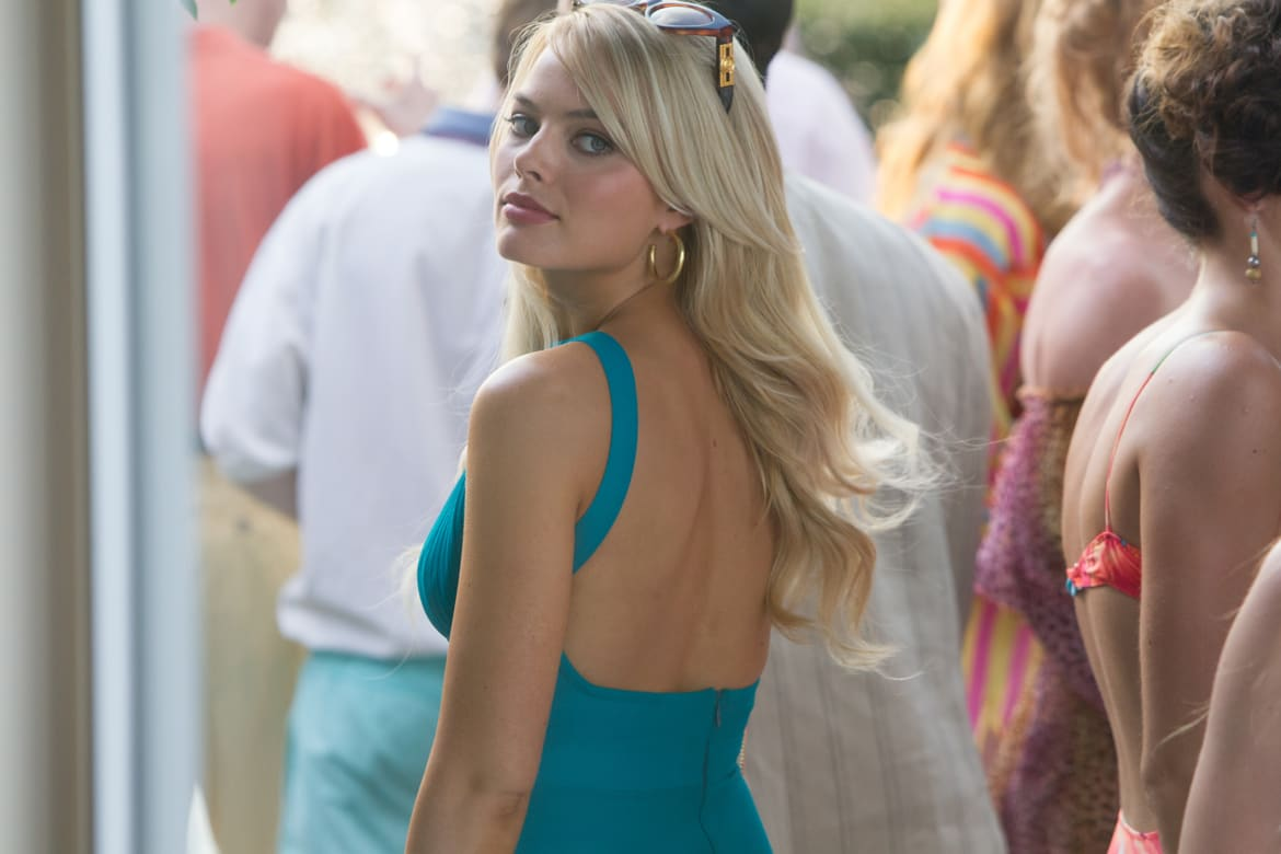 margot robbie on 'the wolf of wall street' and the perils of