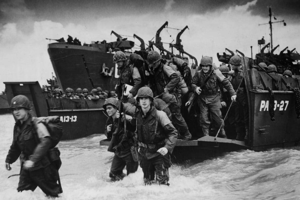 Image result for the allied d-day invasion of europe was