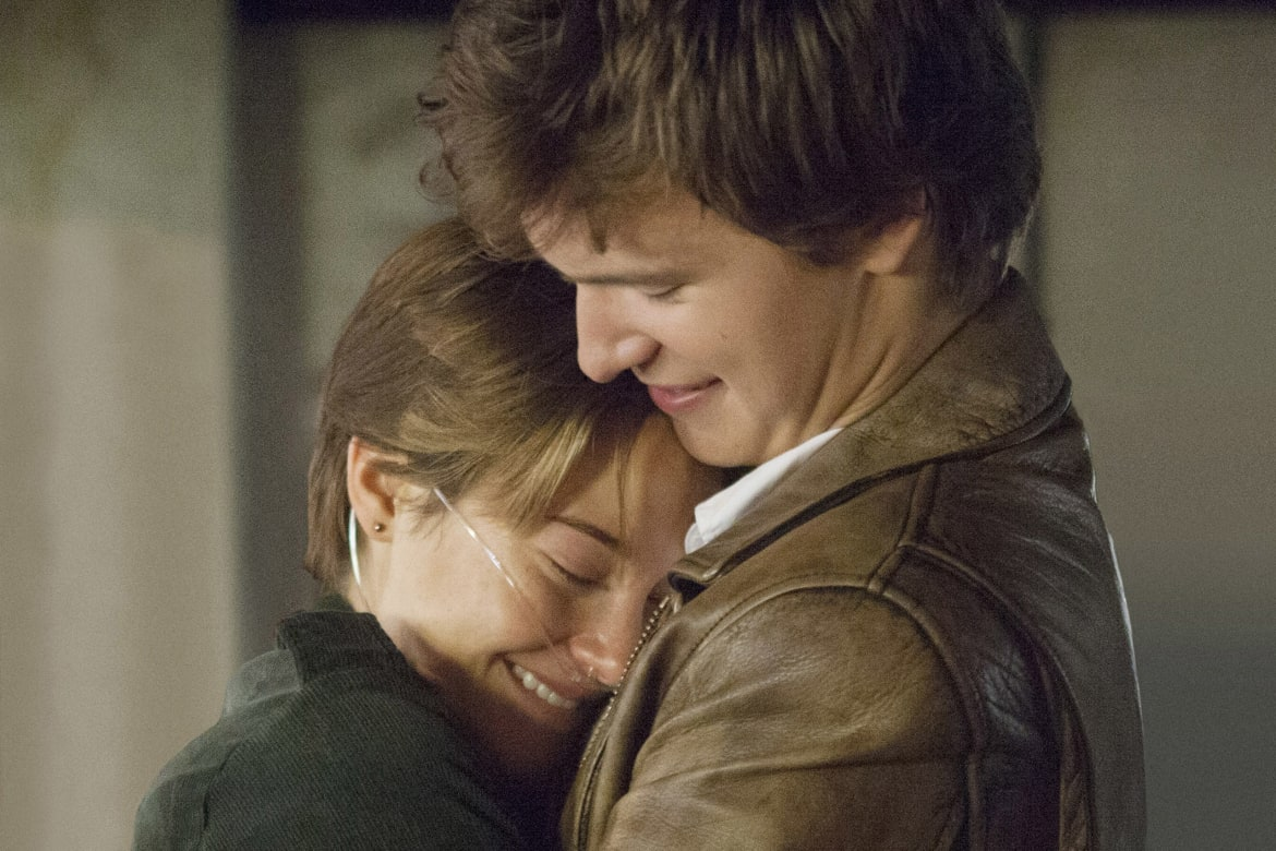 fault in our stars hunk ansel elgort wants you to cry a lot