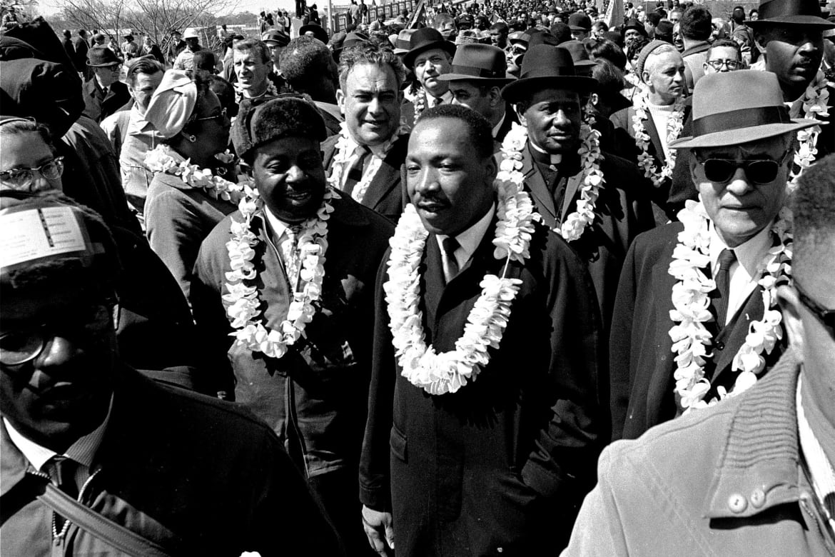 The Untold Story Of Why Mlk Wore A Hawaiian Lei At Selma