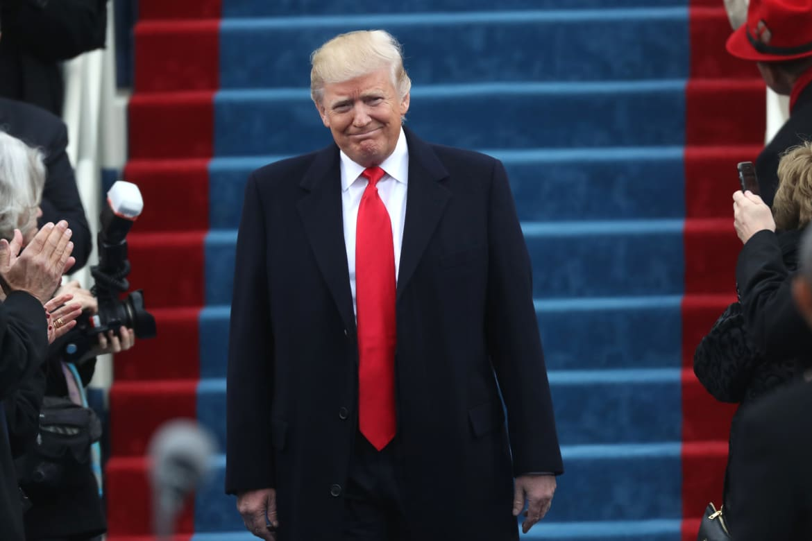 Image result for trump red tie