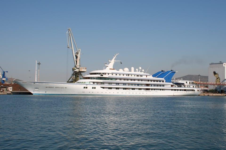 Worlds 20 Biggest Yachts