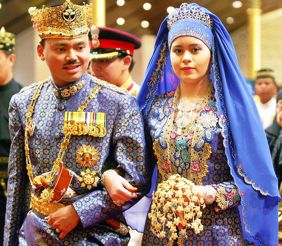 Brunei Wedding Dress
