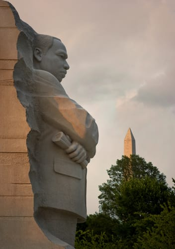 Martin Luther King Jr Memorial Plus D C Monuments To Washington