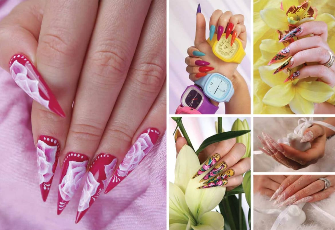 Nail Art Ideas History Of Nail Art Pictures Of Nail Art Design Ideas