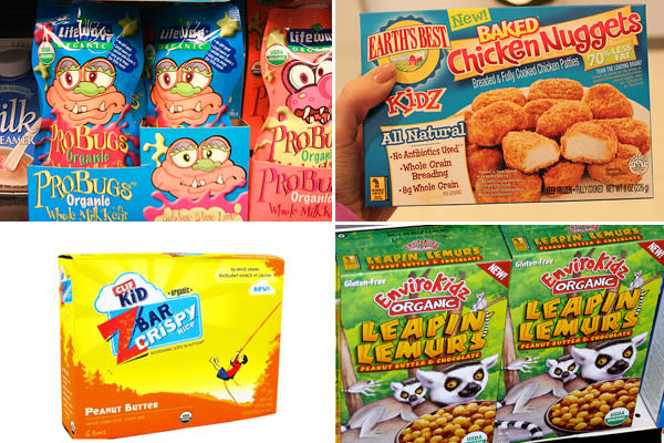 The Truth Behind Organic Kid Foods