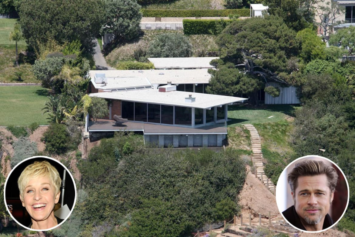 Pics of celebrity homes - Celebrity Home Photos Pacific Coast News Getty Images Insets