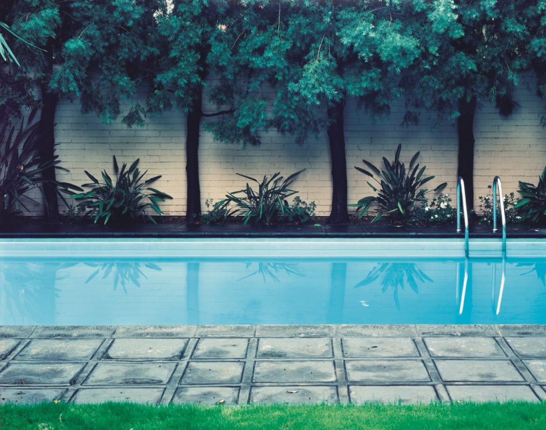 backyard oasis the swimming pool in california photography u0027