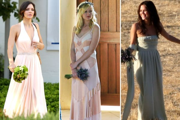 10 Famous Maids of Honor: Kirsten Dunst, Britney Spears, and More ...