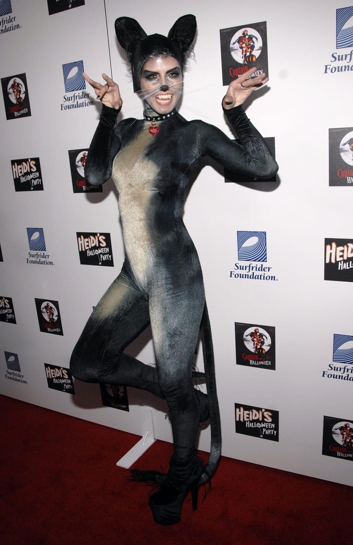 heidi klum's 13 best halloween costumes through the years (photos)