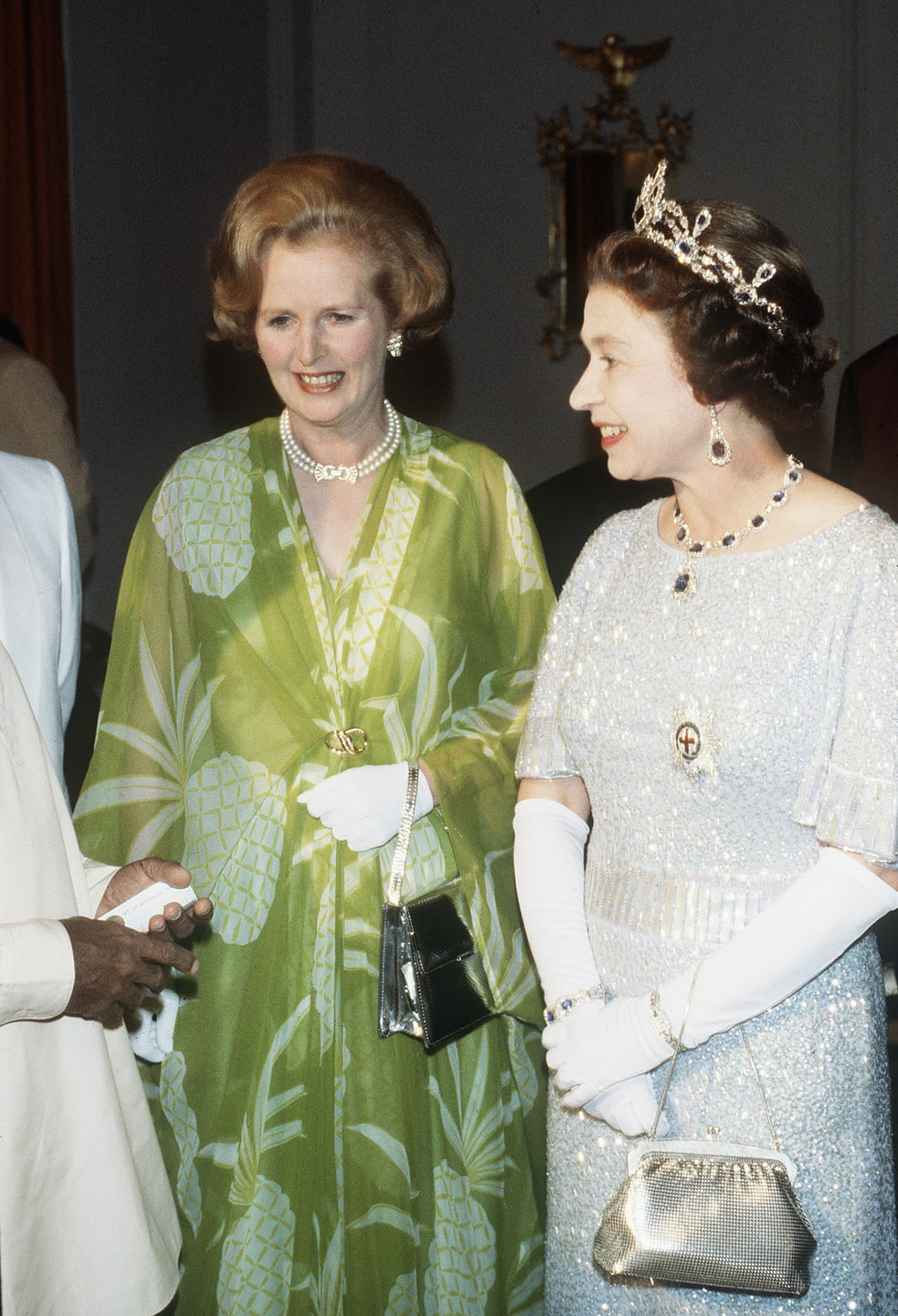 Margaret Thatchers Best Style Through The Years PHOTOS