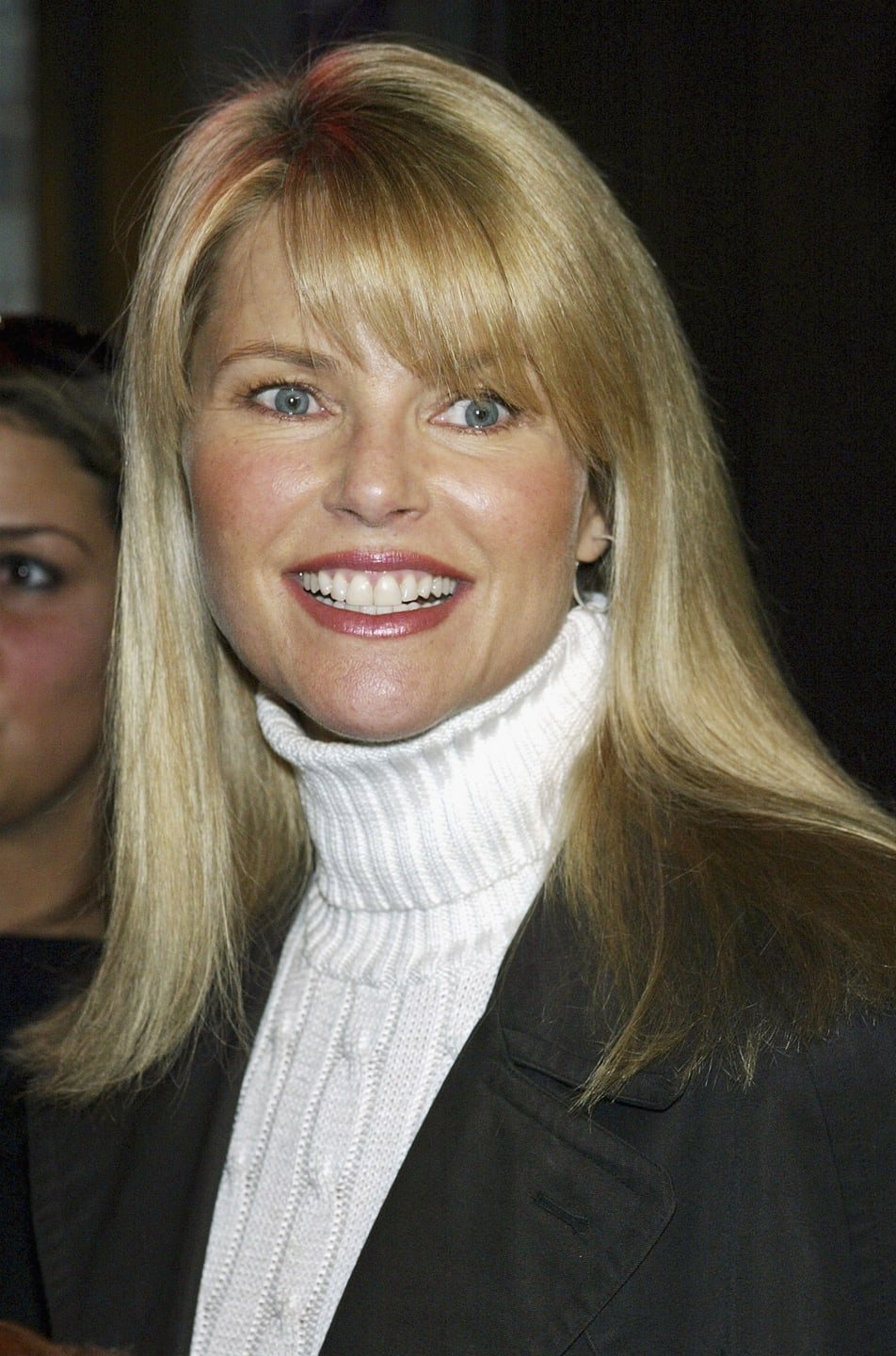 Christie Brinkley Hairstyles Bangs Hairstyles