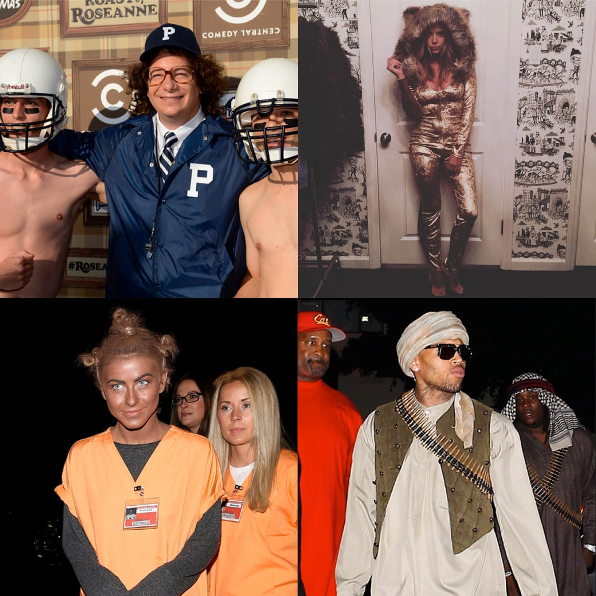 most controversial celebrity halloween costumes: ashley benson's