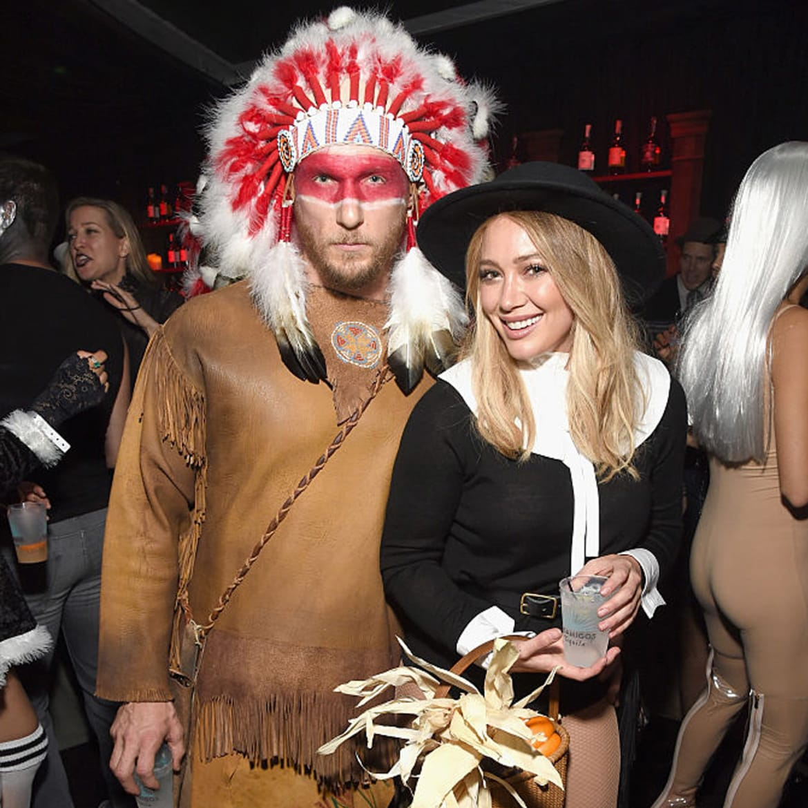 Most Controversial Celebrity Halloween Costumes: Ashley Benson's ...