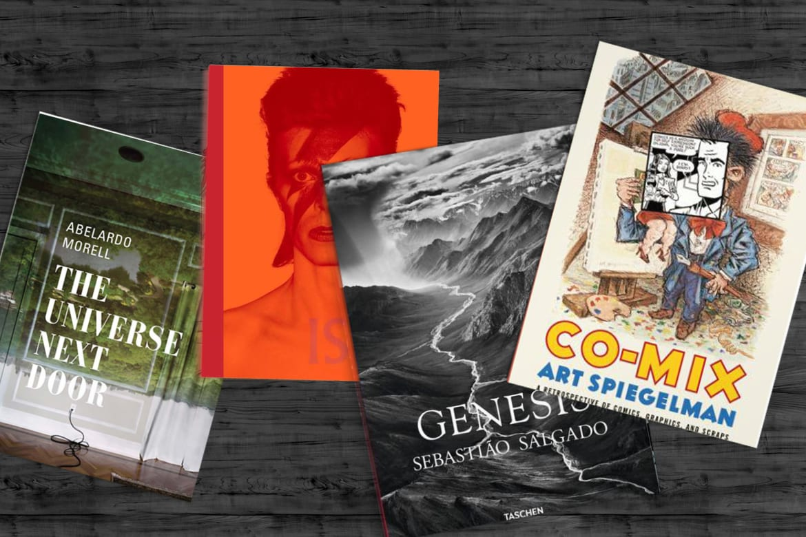 26 best coffee table books of 2013 2013 was a banner year for the picture bookpresenting a cornucopia of subjects in well published paper and ink books that bespoke despite the ill tidings geotapseo Choice Image