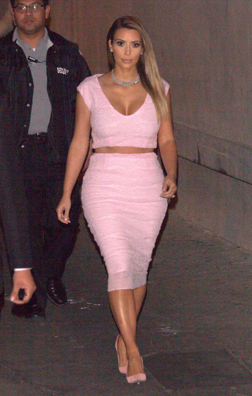 Lujo Kim Kardashian Boda Vestidos De Damas De Honor Ornamento ...