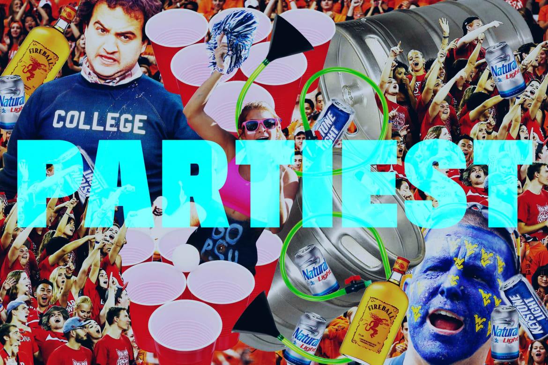 find college parties