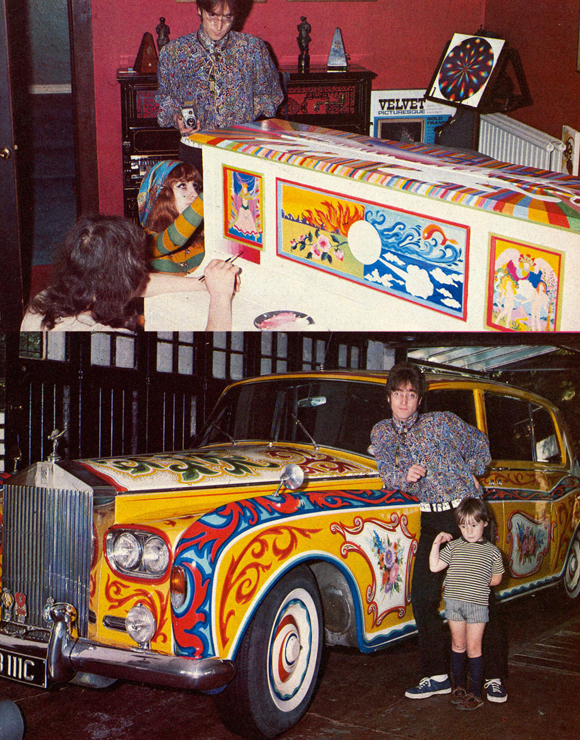 rock stars' tricked-out cars: from janis joplin's porsche to flo
