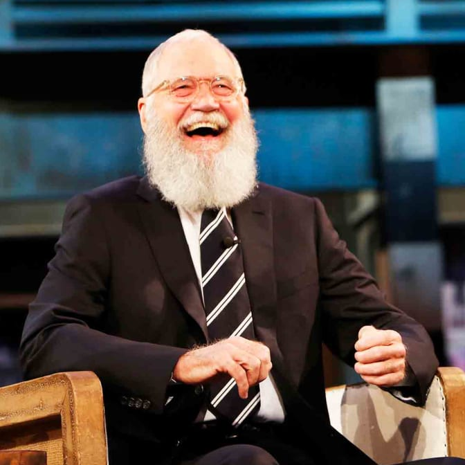 David Letterman Ribs Jimmy Fallon and Conan O'Brien on 'Jimmy Kimmel Live'
