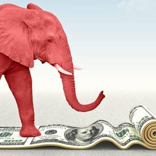 Republican Lawmakers' Posh Hideaway Funded by Secret Corporate Cash