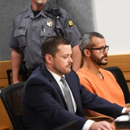 Chris Watts Cried for Wife Shanann and Daughters on TV  Cops