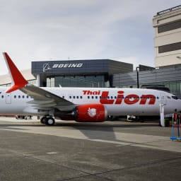 Boeing 737 MAX-8 Jet Hit Problem in Tests Before Fatal Lion Air Crash